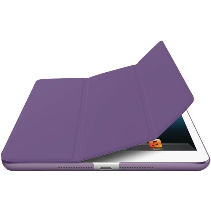 Sweex Etui de protection pour tablette Portfolio Apple iPad Mini Violet