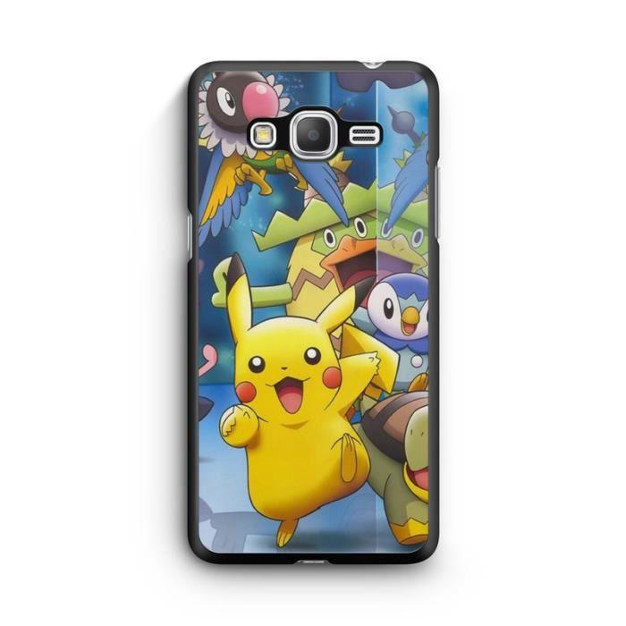 COQUE - BUMPER Coque Samsung Galaxy A5 2014 Pokemon go team poked