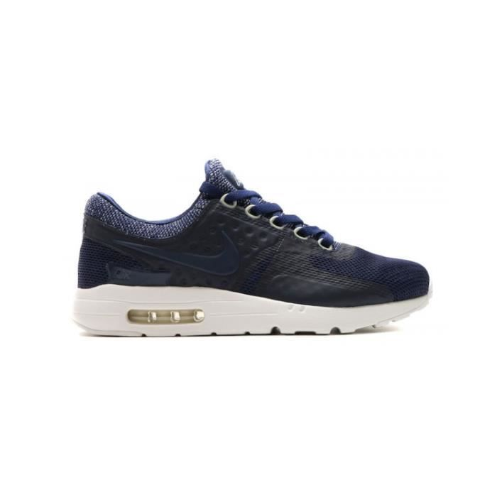 online shop high quality promo codes Basket NIKE NIKE AIR MAX ZERO BR - Age - ADULTE, Couleur - BLEU ...