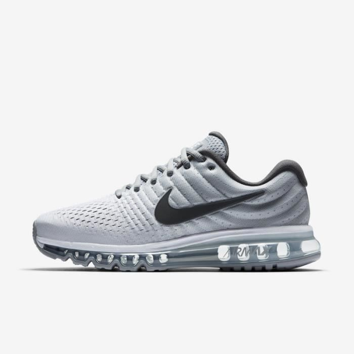BASKET Baskets Homme Nike Air Max 2017 Chaussure 849559-1