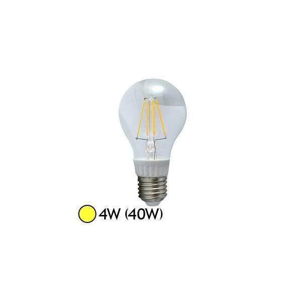 ampoule led 4w 40w cob filament e27 bulb clai achat vente ampoule led 4w 40w cob fi. Black Bedroom Furniture Sets. Home Design Ideas