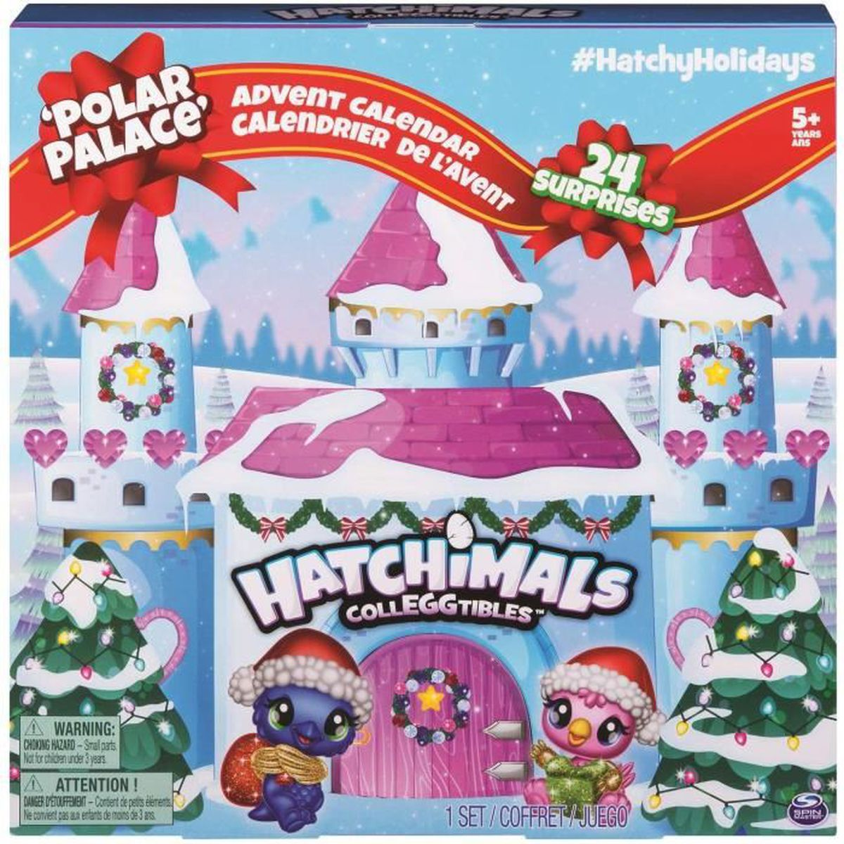 Hatchimals Colleggtibles – 6044284 – Calendrier de l'Avent
