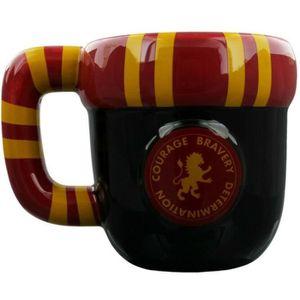 Harry Potter Tasse Voyage Poufsouffle capacité 450 ml Jaune Authentique HARRY POTTER