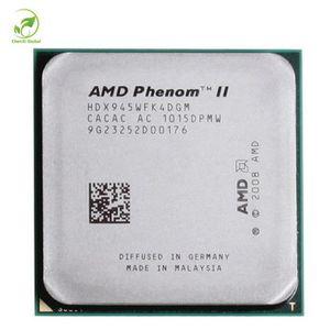 PROCESSEUR AMD Phenom II X4 945 3.0 Ghz L3 = 6 MO Quad-Core P