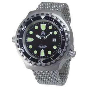 MONTRE Montre Bracelet I4SEV Montre plongeur avec Metall
