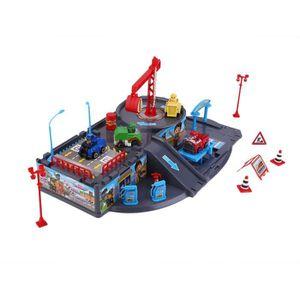CAMPING-CAR Station de patrouille de voiture pour enfants joue
