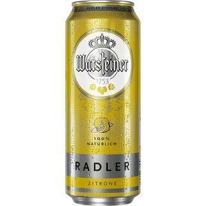 BIÈRE Warsteiner Radler Citron Bière 24 x 0,5l