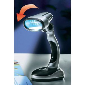 LAMPE DE POCHE Lampe led sans fil pivotante
