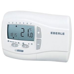THERMOSTAT D'AMBIANCE THERMOSTAT DIGITAL HEBDOMADAIRE FILAIRE A PILES