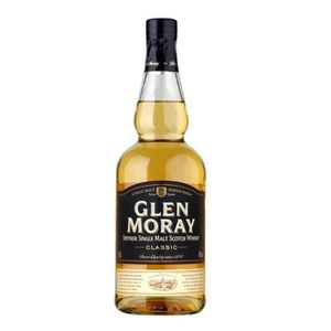 WHISKY BOURBON SCOTCH Glen Moray Classic - Speyside - Single Malt Whisky