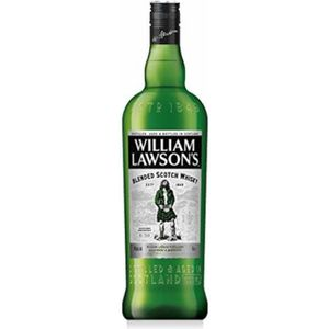 WHISKY BOURBON SCOTCH William Lawson's Blended Scotch 70 cl - 40°