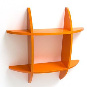 etagere cube orange achat vente etagere cube orange. Black Bedroom Furniture Sets. Home Design Ideas
