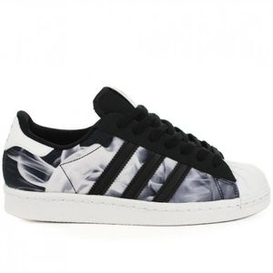 Basket Adidas Superstar 80s by Rita Ora White Smoke Noir