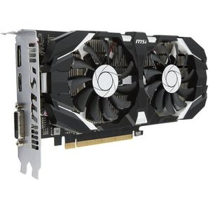 CARTE GRAPHIQUE INTERNE MSI GTX 1050 TI 4GT OC Carte graphique GF GTX 1050