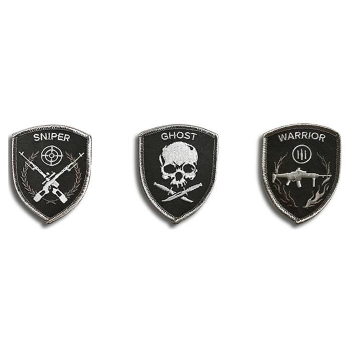 Patch set Sniper Ghost Warrior 3ECUSSON