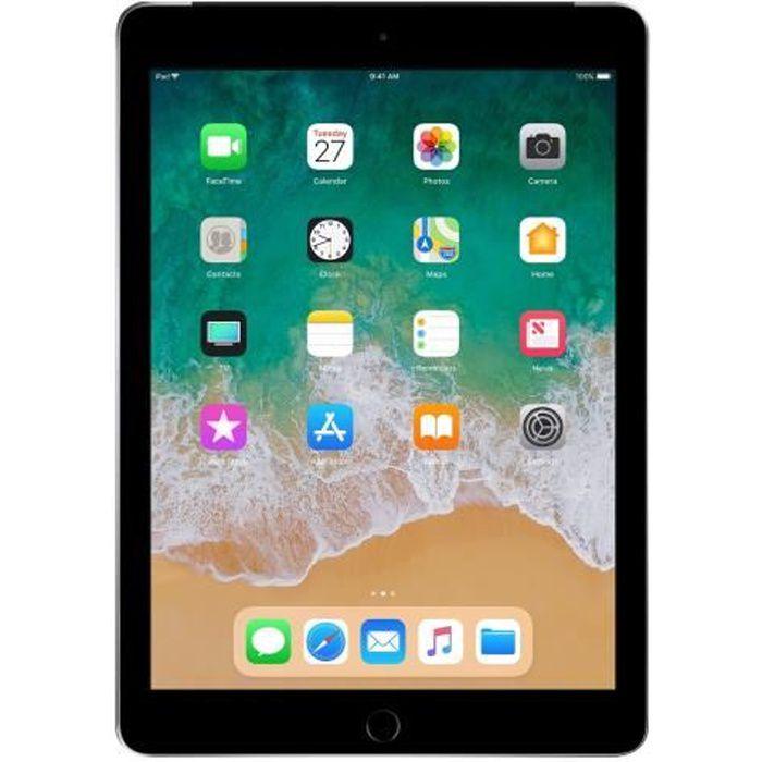 Apple 9.7-inch iPad Wi-Fi + Cellular 6ème génération...