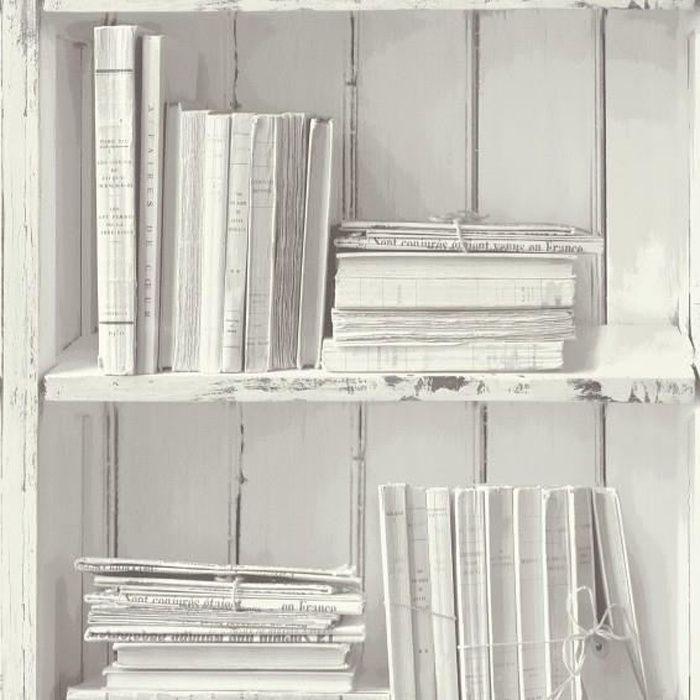 A.S. Creation papier peint, fond d'écran récolte Authentic Walls 2 303882 Papier peint vintage aspects: 10050 x 530 mm