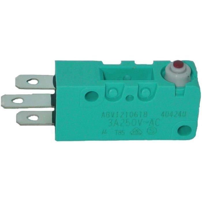 Contacteur électrique CASTELGARDEN 19410605/1 modèles FC72 - TC92