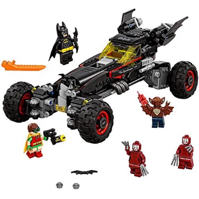 Jeu D'Assemblage LEGO N55YQ BATMAN FILM Le Batmobile 70905 Kit de construction