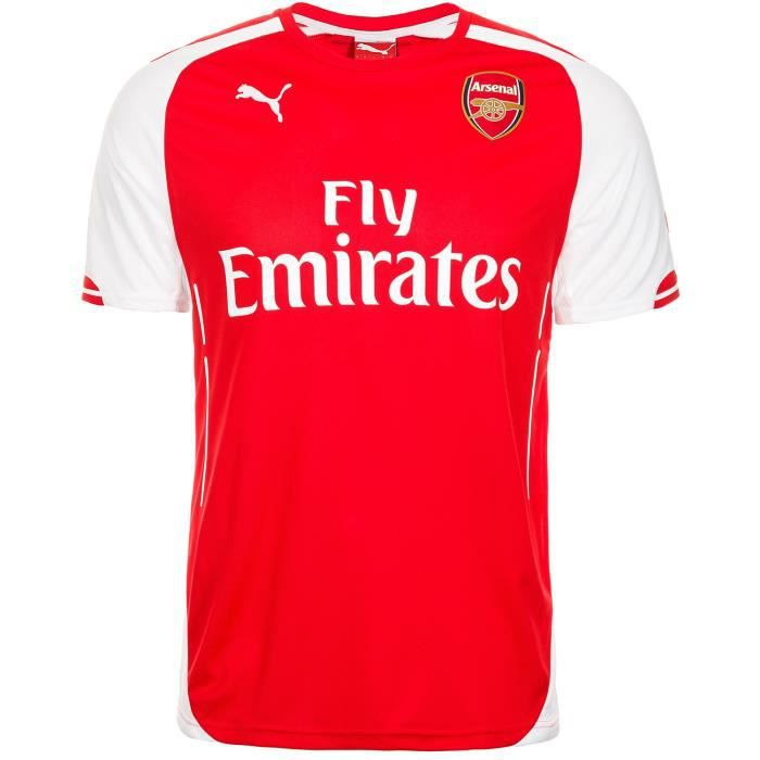 PUMA Arsenal Maillot 14-15 Homme - Taille XL - ROUGE