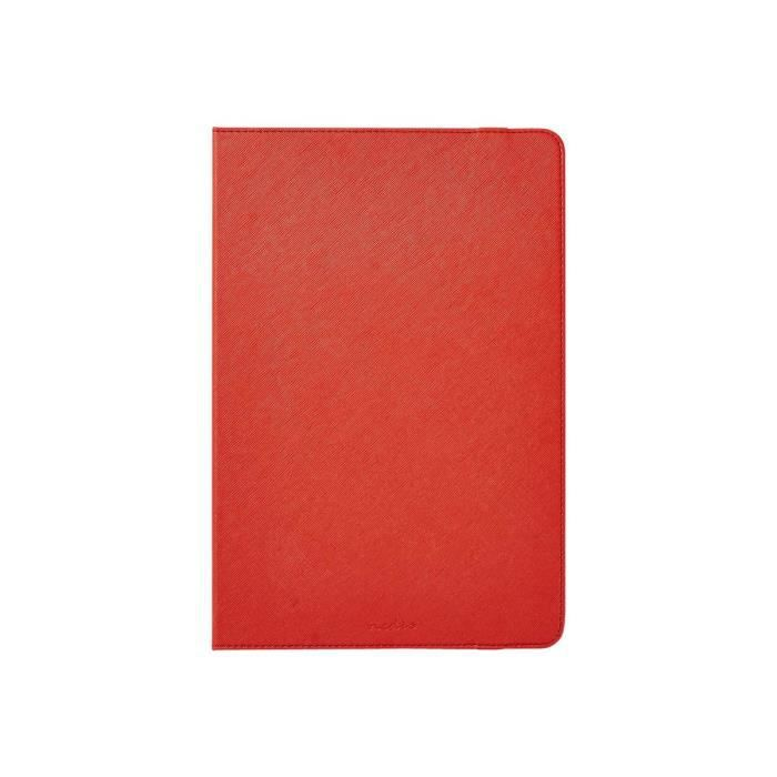 Nedis Folio Case Protection à rabat pour tablette polyuréthane rouge