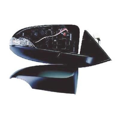 Rétroviseur droit électrique pour TOYOTA PRIUS, 2011-2015, Indicateur, dégivrant, Neuf à peindre.