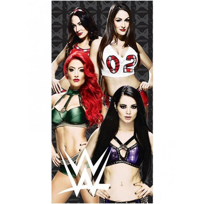 WWE Divas Serviette de plage