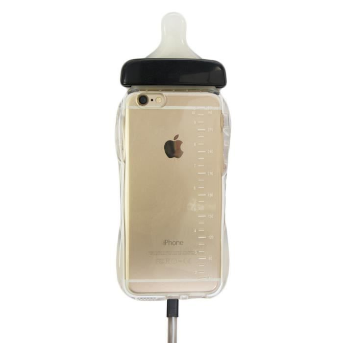 coque iphone 6 biberon