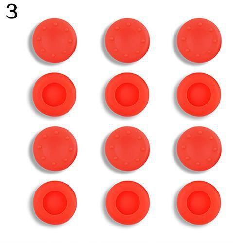 CAPUCHON STICK MANETTE 10pcs couvres-bouchons en silicone pour manette an