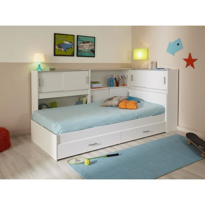 lit enfant oups 203 x 98 x 67 cm achat vente structure de lit lit enfant oups 203 x 98. Black Bedroom Furniture Sets. Home Design Ideas