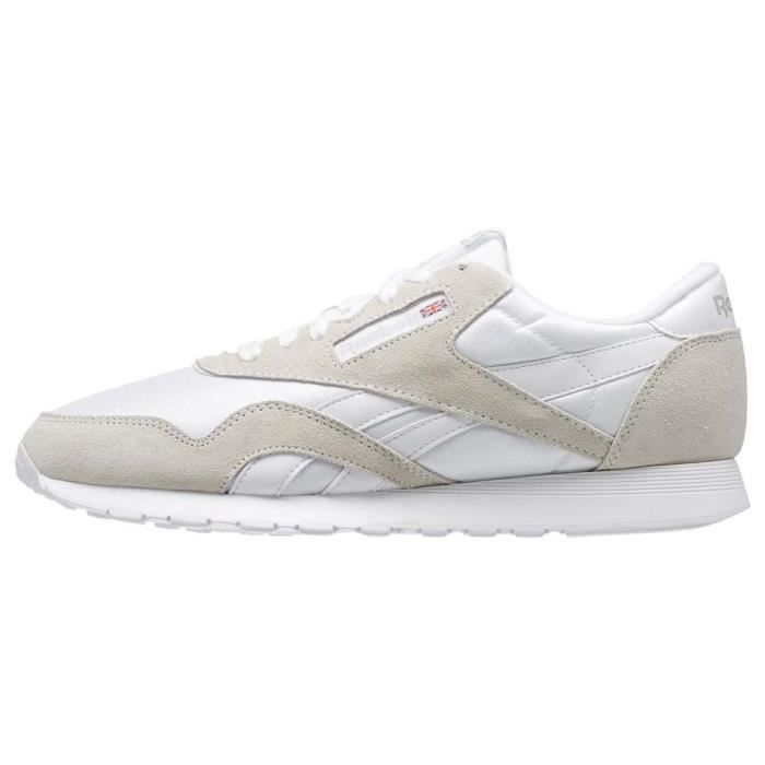 Nylon Cl tennis de Chaussures homme Reebok Chaussures Classics axYq0gtaw