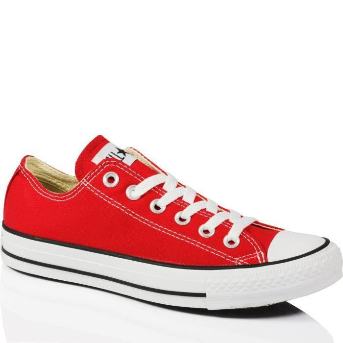 CONVERSE Chuck Taylor All Star de base Ox 1K17O6 Taille-39 1-2