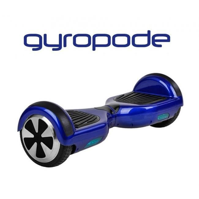 HOVERBOARD Gyropode Scooter Electrique 2 Roues - Bleu