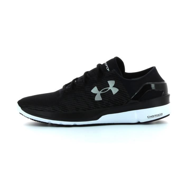 Under Armour Speedform Turbulence RF 1289790-001 Homme Baskets Blanc,Noir