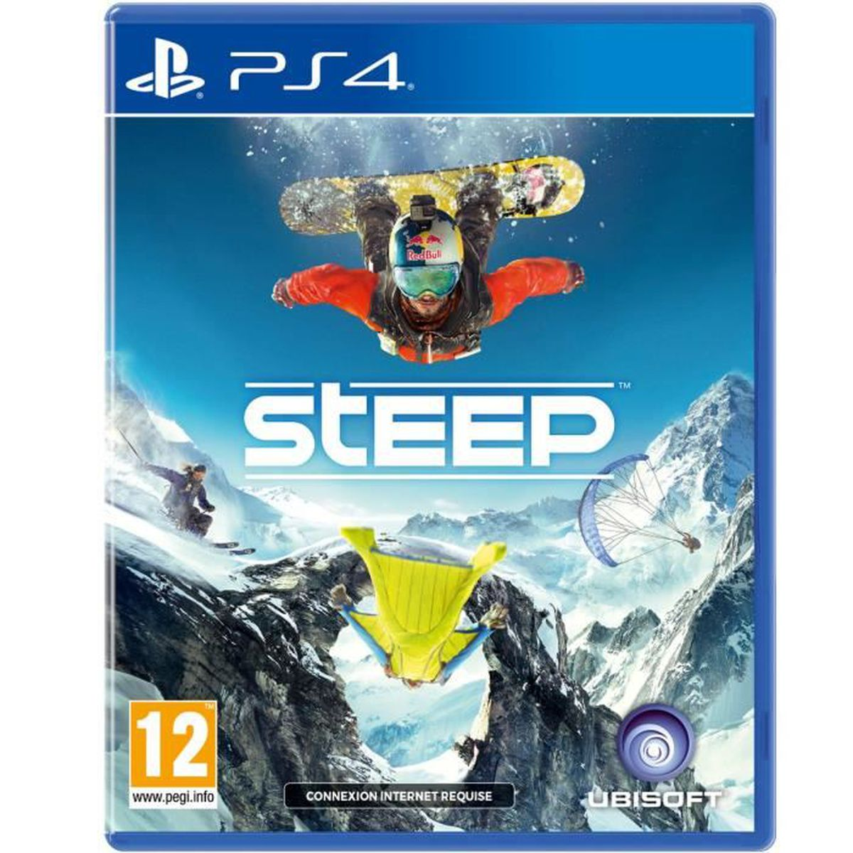 steep jeu ps4 achat vente jeu ps4 nouveaut steep jeu ps4 cdiscount. Black Bedroom Furniture Sets. Home Design Ideas