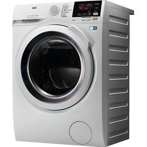 LAVE-LINGE AEG KOMBI 7000 Series L7WEE961 Machine à laver séc