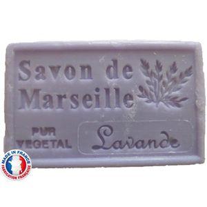 SAVON - SYNDETS Savon de Marseille - Lavande - 125g