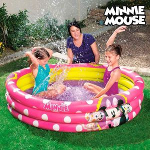 Piscine gonflable minnie achat vente jeux et jouets for Rustine piscine gonflable