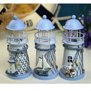 BOUGEOIR Lot de 3 Produits - Marine Utility Creative Phare