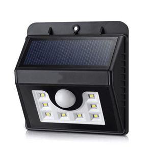 LAMPE DE JARDIN  ILF® 8 LED Eclairage Solaire Extérieur Lampe Solai