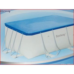 B che protection piscine bache 4 saisons 2 7 achat for Couverture piscine 4 saisons