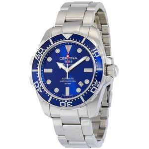 MONTRE Certina DS Action Diver Homme 43.2mm Automatique M