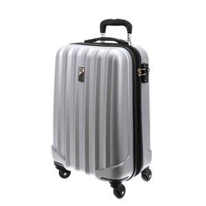 Valise de Voyage Rigide L/éger /& R/ésistant /à 4 Roues Doubles DONPEREGRINO Valise Cabine 55x35x20 avec TSA Serrure /& USB Charge