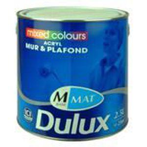 Dulux Valentine Mur Plafond Mat Blanc 10 L Achat Vente