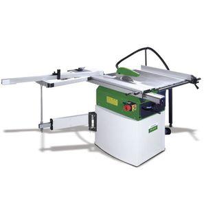 SCIE ÉLECTRIQUE Scie à table pour le bois Holzstar TKS250SC 400V