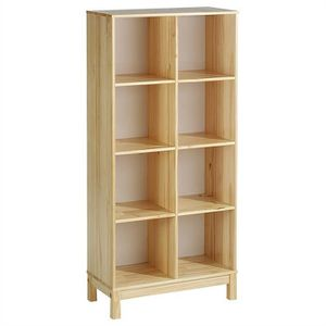 etagere pin achat vente etagere pin pas cher soldes cdiscount. Black Bedroom Furniture Sets. Home Design Ideas