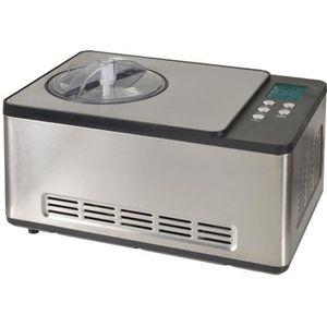 MACHINE À GLACONS KITCHENCHEF ICE-1530PRO Turbine à glace - Inox