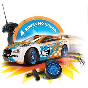 VOITURE - CAMION Mondo Motors -  Voiture Telecommandée Hot Wheels D