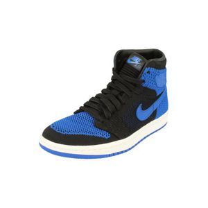detailed look b6393 ecabc BASKET Nike Air Jordan 1 Retro Hi Flyknit BG Basketball T