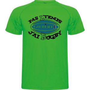 T-SHIRT T-SHIRT HUMOUR THEME RUGBY
